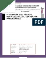 Fisiologia Pancreas Higado Vesiculabiliar