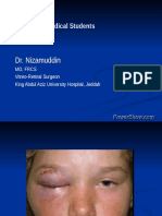 Ocular Injuries by Dr Niz 3663922