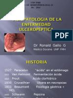 Fisiopatologia Ulcera Peptica
