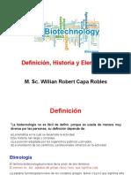 Clase-1 BIOTECNOLOGIA