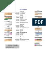 Hzcis Calendar 2016-17 (Final)