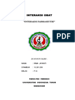 Interaksi Farmasetik (Irma Jayanti)