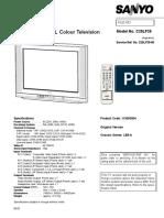 Audiologic 2902FTVGX - Chasis LB5-A