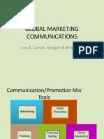 Global CommunicationPromotion Strategies