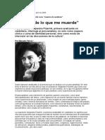 """""""Nombre de lo que me muerde"""" Pizarnik - Marcelo PERCIA"""