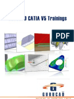 Gurucad Catia v5 Trainings De