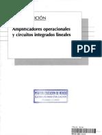 Amplificadores Operacionales y Circuitos Integrados Lineales - Robert F. Coughlin 5ed.pdf