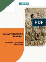Caracterização Mineral