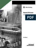 1747 SN RIO Manual Allen Bradley