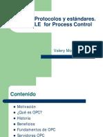 OPC Protocolo Estándar