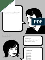 Slideshop Textbox Illustrations