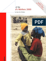 State of the World's Mothers 2000, May 2000