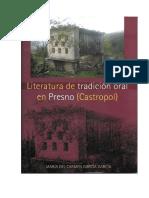 Literatura de tradición oral en Presno (Castropol)