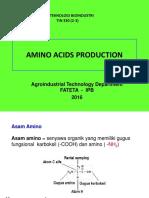 I. Amino Acid 2016