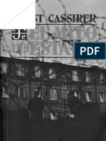 Cassirer, E., (2004) El Mito Del Estado. México, FCE