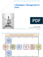 7 chap 7 implementation strategy fred ppt | Organizational Structure