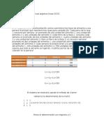 Colaborativo 2 - Algebra Lineal