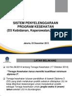 Program Kesehatan Fmipa