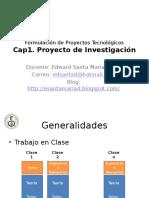 Proyecto Investigación