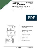Purga_de_fondo_de_caldera_ABV_20_P-Instrucciones_de_Instalación_y_Mantenimiento