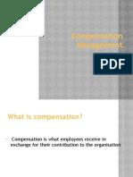 Compensation Management By Faraz Shahid