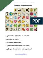 Programa de Entrenamiento de Intrucciones Escritas Con Doodles Nivel Medio