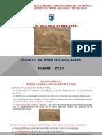 DIAPOSITIVAS GEOLOGIA ESTRUCTURAL