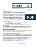 The Apple Newsletter, May 2006, Sustainable School News