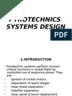 Copy of Pyrotechnic System