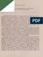 02, 1987, Lorenzo, Santiago, Concepto y Funciones de Las Villas, XVIII