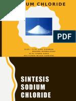 Sodium Chloride 1