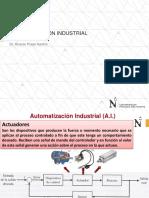 Automatización Industrial Actuadores Parte 1
