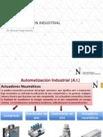 Automatización Industrial Actuadores Parte 2