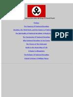 Selected National Socialist Writings of David Myatt