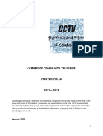CCTV Strategic Plan