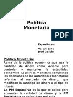 01 Política Monetaria