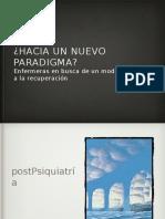 ¿Nuevo Paradigma?