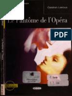 Le Fantome de l'Opéra