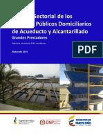 Informe Sectorial de los