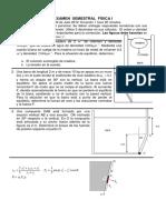 Examen - Física 1 (2012)