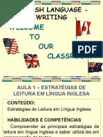 Técnica de Leitura em Inglês