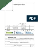 3. Especificaciones Tecnicas de Redes Primarias 22.9 Kv