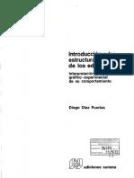 DIAZ PUERTAS Introducción a Las Estructuras de Los Edificios Completo