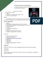 Shock Septico de Focos Pulmonares