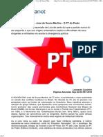 VEJA - ENTREVISTA - José de Souza Martins - O PT do Poder.pdf
