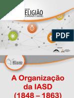 06 A Organização da IASD