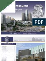 2015 Annual Report - Detroit Police Department