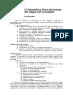 Unidad Nº 20 Culminación y Cierre Del Proceso Contable. Integración Conceptual.
