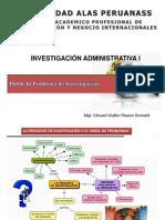 PROBLEMA DE INVESTIGACIÓN - TESIS