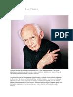 Zygmunt Bauman - Mini Dossie